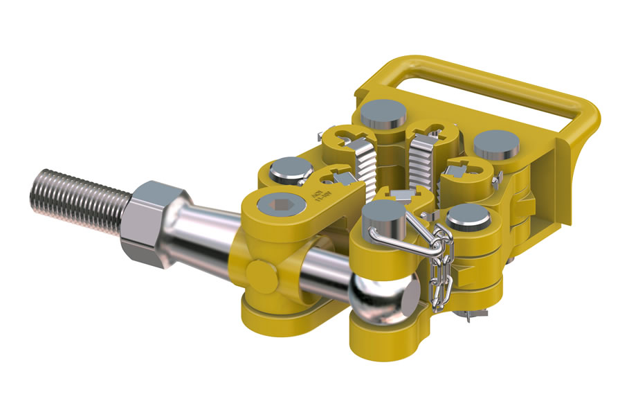 Type T Safety Clamps