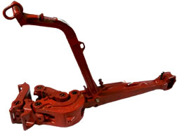 Tybe B Drill Pipe and Casing Tongs