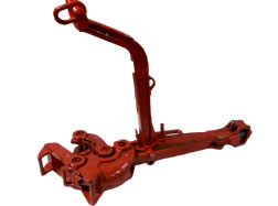 Tybe C Drill Pipe and Casing Tongs